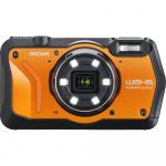 Фото - Ricoh Защищённая камера RICOH WG-6 Orange
