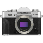 Фото - Fujifilm Фотоаппарат Fujifilm X-T30 Body Silver (16620216)