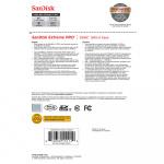 Фото SanDisk Карта пам'яті SanDisk 32GB SDXC C10 UHS-II R300/W260MB/s 4K Extreme Pro (SDSDXPK-032G-GN4IN)