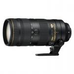 Фото - Nikon Nikon 70-200mm f/2.8E FL ED AF-S VR (JAA830DA) (Официальная гарантия)