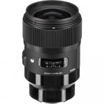 Фото - Sigma Sigma AF 35mm f/1.4 DG HSM Art (Sony E)