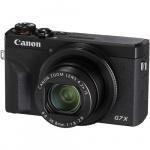Фото - Canon Фотоаппарат Canon PowerShot G7 X Mark III Black (Официальная гарантия)