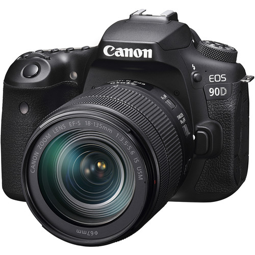 Купить - Canon Canon EOS 90D + 18-135 IS nano USM