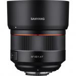 Фото - Samyang Samyang AF 85mm F1.4 Nikon