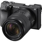 Фото - Sony Sony Alpha a6300 + 18-135mm f/3.5-5.6 OSS Kit (ILCE6300MB.CEC) (УЦЕНКА)