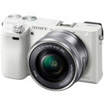 Фото - Sony Sony Alpha 6000 kit 16-50mm White (ILCE6000LW.CEC) (УЦЕНКА)