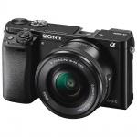 Фото - Sony Sony Alpha 6000 kit 16-50mm Black (ILCE6000LB.CEC) (УЦЕНКА)
