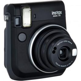 Купить - Fujifilm Fujifilm INSTAX Mini 70 Black (16513877)