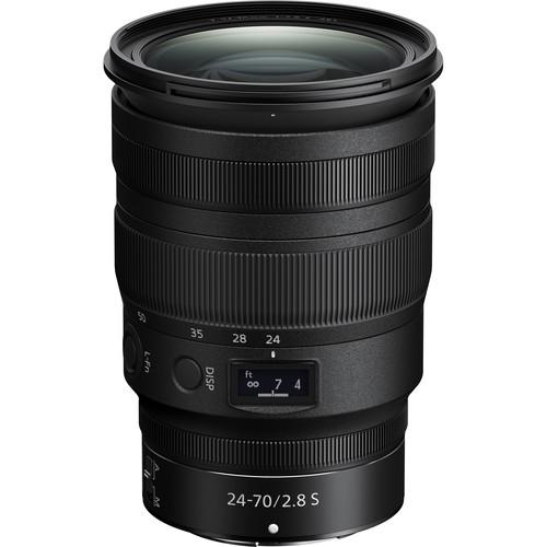 Купить - Nikon Nikon Z NIKKOR 24-70mm f2.8 S (JMA705DA)