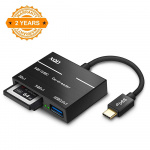Фото -  Abaven XQD Type C SD Card Reader