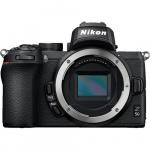 Фото - Nikon Фотоаппарат Nikon Z50 body (VOA050AE)  Официальная гарантия  Сертификат 1000 грн.