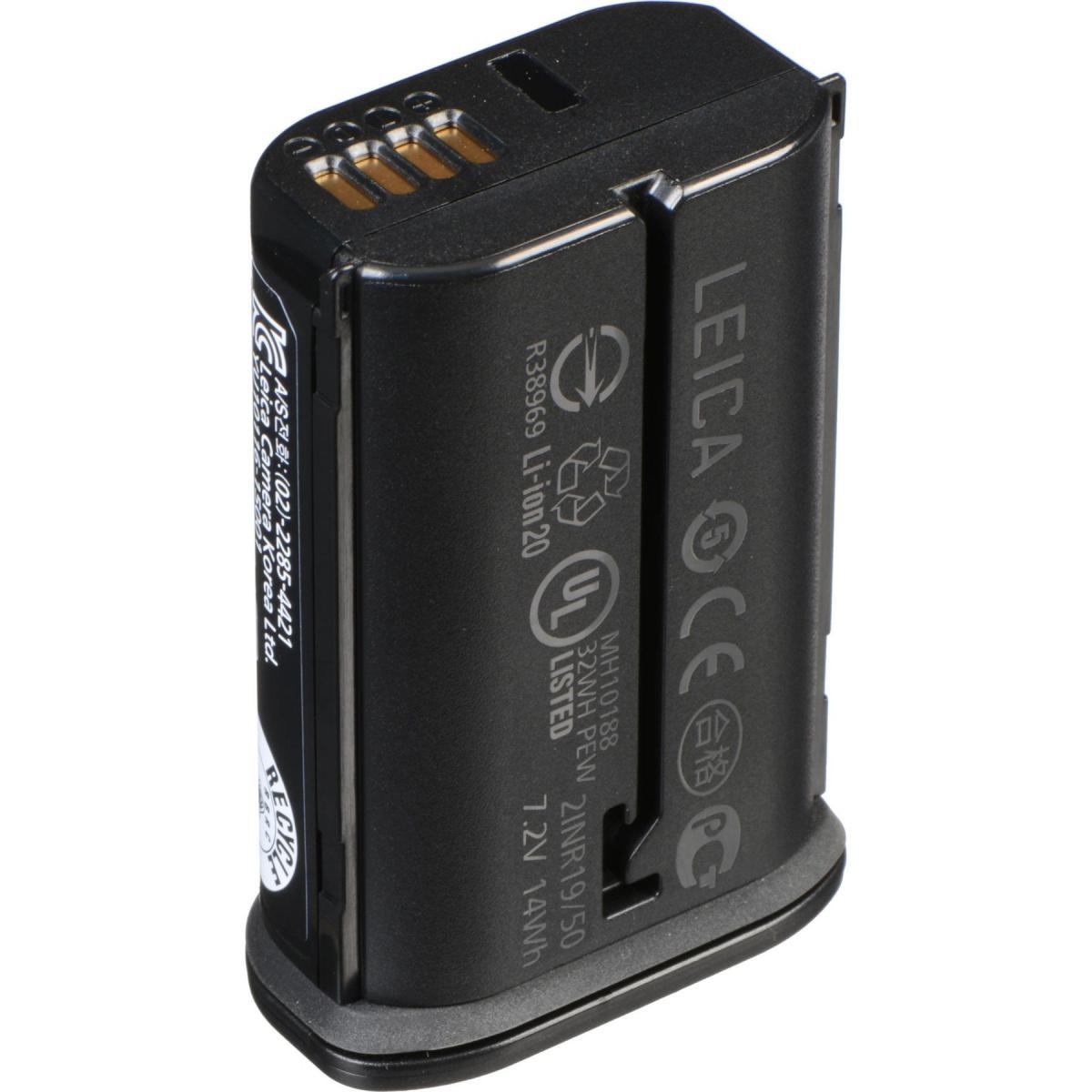 Купить -  Аккумулятор LEICA Lithium-Ion-Battery BP-SCL4, black