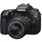 Фото - Canon Фотоаппарат Canon EOS 90D + 18-55 IS STM