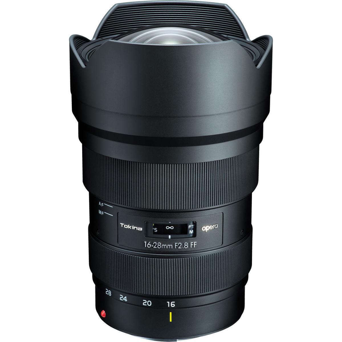 Купить - Tokina Объектив Tokina OPERA 16-28mm f/2.8 FF Lens for Canon EF
