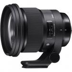 Фото - Sigma  Sigma 105mm f/1.4 DG HSM