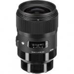 Фото - Sigma Sigma 35mm f/1.4 DG HSM