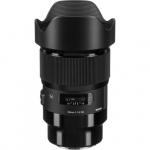 Фото - Sigma Sigma 20mm f/1.4 DG HSM