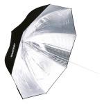 Фото - Hensel Фотозонт параболический серебристый HENSEL Master PXL silver umbrella Ø 135 см (4821619)