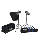 Фото - Hensel Студийный комплект Hensel EXPERT D 1000 Kit (541110)