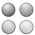 Фото - Hensel Соты Hensel Honeycomb Grid Set for 9 Reflector (No.1, No.2, No.3, No.4) (5065)