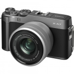 Фото - Fujifilm Фотоаппарат Fujifilm X-A7 d.silver XC15-45mm Kit EE (16638586)