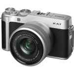 Фото - Fujifilm Фотоаппарат Fujifilm X-A7 silver XC15-45mm Kit EE (16638201)