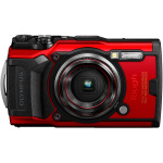 Фото - Olympus Olympus TG-6 Red (V104210RE000)