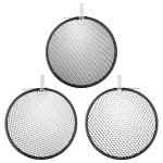 Фото - Hensel Соты Hensel Honeycomb Grid Set for 7' Reflector (No.1, No.2, No.3) (505)