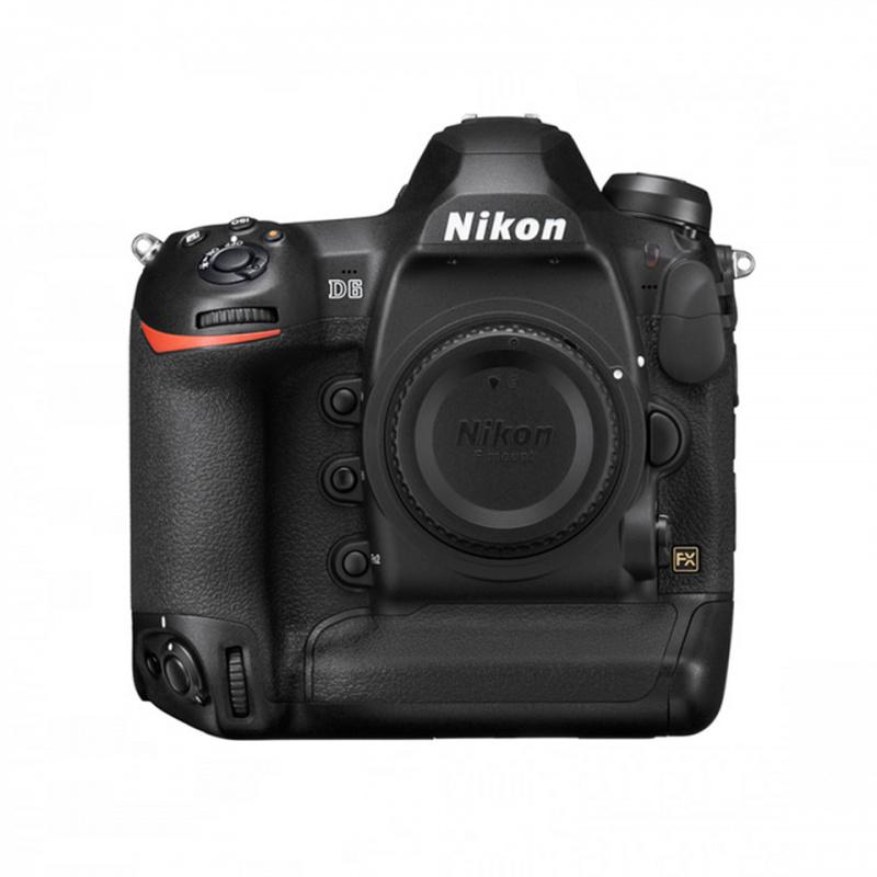 Купить - Nikon Фотоаппарат Nikon D6 Body (VBA570AE)