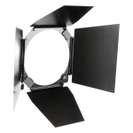 Фото - Hensel Световые шторки Hensel 4-wing Barn door with Filter Holder для 7' рефлектора (5044)