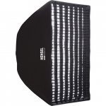 Фото - Hensel Сотовая решетка HENSEL Honeycomb Grid для софтбокса 60x80 см (43700680)