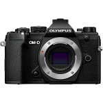 Фото - Olympus Olympus E-M5 Mark III Body Black (V207090BE000)