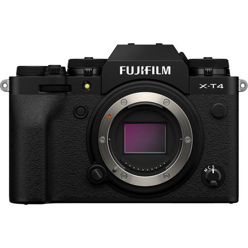 Купить - Fujifilm Фотоаппарат Fujifilm X-T4 Body Black (16650467)