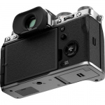 Фото Fujifilm Фотоаппарат Fujifilm X-T4 + 18-55mm F2.8-4 Kit Silver (16650883)