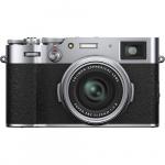 Фото - Fujifilm FUJIFILM X100V Silver (16642965) + сертификат 2200 грн.