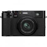 Фото - Fujifilm FUJIFILM X100V Black (16643036) + сертификат 2200 грн.
