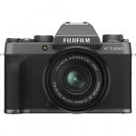 Фото - Fujifilm Фотоаппарат Fujifilm X-T200 + XC 15-45mm F3.5-5.6 Kit Dark Silver (16645955)