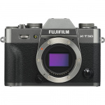 Фото - Fujifilm Фотоаппарат Fujifilm X-T30 Body Charcoal Silver (16619700)