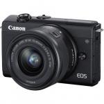 Фото - Canon Canon EOS M200 + 15-45 IS STM Black (EU)