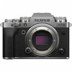 Фото - Fujifilm Фотоаппарат Fujifilm X-T4 Body Silver (16650601)