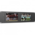 Фото - Lilliput Видеомонитор Lilliput RM-7028/S - 3U 3G-SDI Dual (RM-7028S)