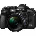 Фото - Olympus Olympus E-M1 Mark III 12-40 Kit Black/Black (V207101BE000)