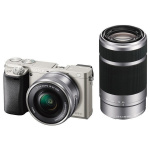 Фото - Sony Sony Alpha a6000 + 16-50mm f/3.5-5.6 + 55-210mm f/4.5-6.3 Kit Silver (ILCE6000YS.CEC)
