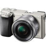 Фото - Sony Sony Alpha a6000 + 16-50mm f/3.5-5.6 OSS Kit Silver (ILCE6000LS.CEC) + Сертификат 1500 грн.
