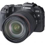 Фото - Canon Фотоаппарат Canon EOS RP + RF 24-105L + EF-RF (Официальная гарантия)