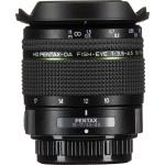 Фото - Pentax Объектив Pentax HD DA Fisheye 10-17mm f/3.5-4.5 ED Lens (Официальная гарантия)