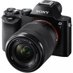 Фото - Sony Sony Alpha 7 + объектив 28-70 KIT black (ILCE7KB.RU2)