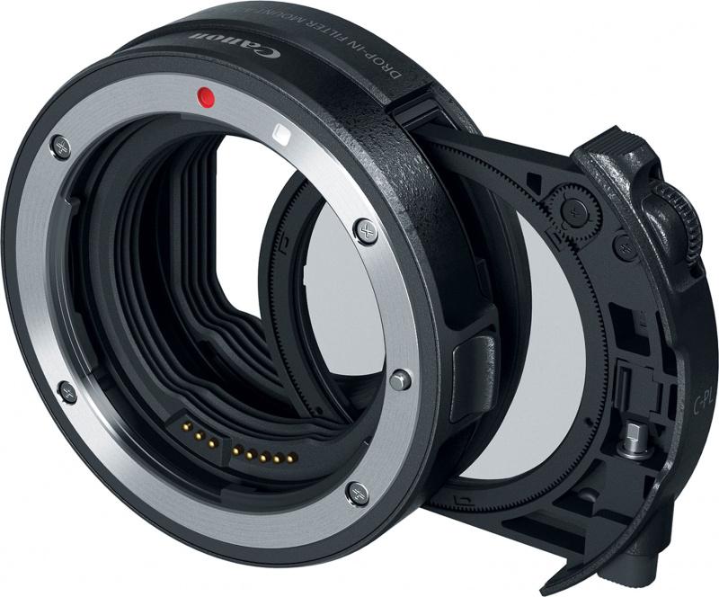 Купить - Canon Canon EF - EOS R Drop-In Filter Mount Adapter (C-PL)