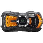 Фото - Pentax Защищённая камера RICOH WG-70 Orange (S0003872)