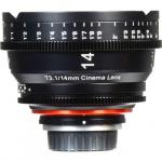 Фото - Samyang Samyang XEEN 14mm T3.1 FF CINE Canon EF Mount (F1510601101)
